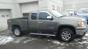 100 Classic Chevrolet Trucks For Sale Gray Green Metallic 2011 GMC Sierra 1500 Extended Cab Standard