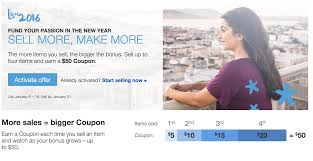 Free $50 EBay Coupon With Selling On EBay & How Anyone Can Do It ... Coupon Code Really Good Stuff Free Shipping Mlb Tv Coupons 2018 The Business Of Display Part 7 Making Money With Coupons Adbeat Stercity Promo Codes Ebay Coupon 50 Off Turbotax Premier Dell Laptop Cyber Monday Deals 2016 How To Get Discount Today Sony A99 Auto Parts Warehouse Codes Dna 11 Bjs Book January Nume Canada Drugstore 10 India Promo April Working Code Home Facebook