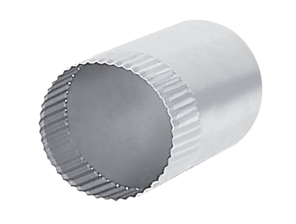 Dundas Jafine FDC4XZW Duct Connector - Aluminum