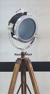 modern designer spot searchlight floor lamp chrome finish https