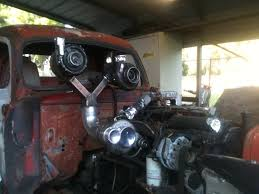 51 Ford Triple Turbo 12v Ratrod New Pics - Trucks Gone Wild ...