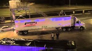 100 Dayton Trucking Three SemiTrailer Trucks Crash On Outbound Kennedy At Addison
