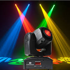American DJ INNO POCKET SPOT LED Moving Head Black discontinued