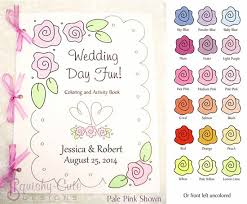Wedding Goodie Bags Images Of Photo Albums Personalized Coloring Books