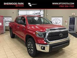 New 2018 Toyota Tundra TRD Off-Road 4 Door Pickup In Sherwood Park ...