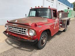 100 Vintage International Harvester Truck Parts No Reserve 1964 Howe Fire For Sale On