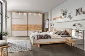wiemann catania schlafzimmer creme eiche möbel letz