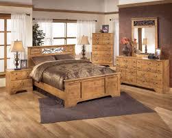 Ashley Bostwick Shoals Dresser by Bittersweet 4 Piece Panel Bedroom Set In Pine Grain My New Bedroom