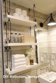 New DIY Bathroom Storage Ideas #bathroomstorage | Bathroom | Small ... 30 Diy Storage Ideas To Organize Your Bathroom Cute Projects 42 Best And Organizing For 2019 Ask Wet Forget 3 Inntive For Small Diy Shelves Under Mirror Shelf 18 Smart Tricks Worth Considering 44 Tips Bathrooms Space Network Blog Made Jackiehouchin Home Options 19 Extraordinary Your 47 Charming Spaces Decorracks Wonderful Units Toilet Above Dunelm Here Are Some Of The Easiest You Can Have