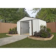 Arrow Storage Sheds Sears by Best 25 Lowes Storage Sheds Ideas On Pinterest Outdoor Shed