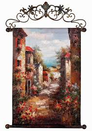 Tuscan Decorative Wall Tile by 90 Best Tuscan Decorating Images On Pinterest Haciendas