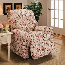 Boscovs Outdoor Furniture Cushions by Stretch Jersey Recliner Cover U2013 Rose Floral Boscov U0027s