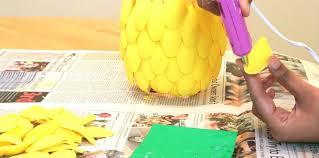 VIEW IN GALLERY Diy Pineapple Lamp