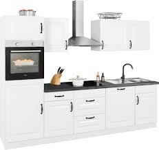 wiho küchen küchenzeile erla ohne e geräte breite 280 cm kaufen otto