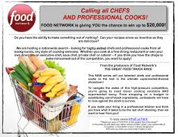 100 Great Food Truck Race 2013 SPONSORED Network Chef Casting Call Best New York City And