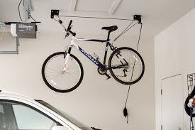 Ceiling Bike Rack Flat by The Best Bike Racks For Small Homes And Apartments Wirecutter