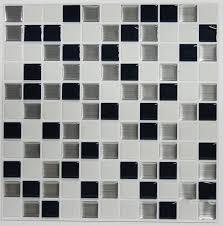 3d gel 2016 new mosaic waterproof kitchen wall tile stickers