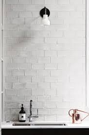 de fazio subway handmade white tile the way handmade tile