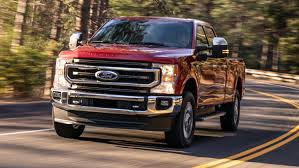 100 King Ranch Trucks For Sale Ds New Super Duty Pickup Gets Fresh Face Technology
