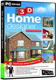 Home Design For Pc Your 3d Home Designerâ 2 Deluxe Edition Pc Cd De