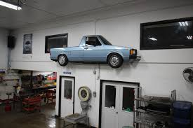 100 Rabbit Truck Cutting A VW In Half To Hang On Your Wall SolidSmack