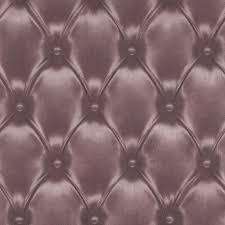 Metallic Tile Effect Wallpaper by Rasch Becker Leather Diamond Pattern Wallpaper Metallic Padded