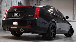 Cadillac ATS exhaust cat back