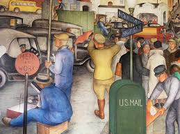 Coit Tower Murals Diego Rivera by Colin Blogs 12 13 15 12 20 15