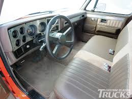 1980 Chevrolet C10 Custom Interior Photo 6 - 1980 Chevy Truck ...