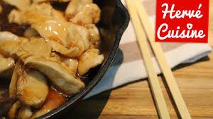 recette cuisine facile rapide poulet teriyaki la recette facile et rapide
