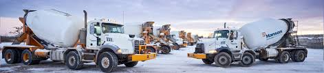 100 Ready Mix Truck Lehigh Hanson Hanson Inc Canada