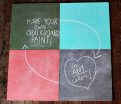 Unsanded Tile Grout Chalkboard by How To Mix Chalkboard Paint In Any Color A Beautiful Mess