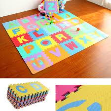 36pc Baby Child Alphabet Numbers Eva Floor Play Mat Baby Room ABC
