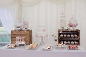 Wedding Cake Dessert Table Ideas