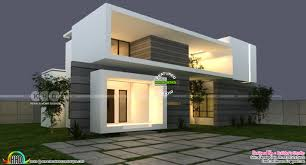 104 Modern Architectural Home Designs Kerala Design Khd On Twitter Contemporary Https T Co J5j8to9vih Architecture Design Rendering