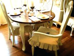 Dining Chair Cushion Cover Covers Seat Protectors Room Sashes 6 X Clear Plastic Replacement