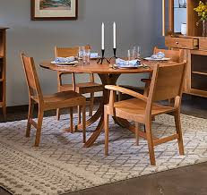 Solid Cherry Wood Dining Room Table From VT