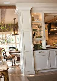 Kitchen Divider Cabinet Classy Idea Living Room Designs Between Dining Area And