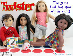American Girl Twister Game