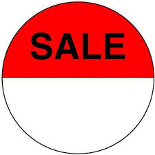Uline 2 Inch Sale Circle Labels