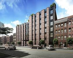 Bed Stuy Gentrification by 75 Ralph Ave In Stuyvesant Heights Sales Rentals Floorplans