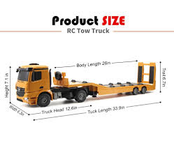 Amazon.com: DOUBLE E RC Tow Truck Licensed Mercedes-Benz Acros ... This Semitruck Didnt Heed The Height Limit Imgur Standard Semi Trailer Height Inexpensive 40 Ton Lowboy Trailers For Schmitz Boxinrikhojddomesticheighttkk640 Box Body Semi Rr Air Hitch Titan Truck Company 2015 Brand 20ft 40ft 37 Heavy Vehicle Mass Dimension And Loading National Regulation Nsw Motor Dimeions Cab Sizes New Car Updates 1920 Anheerbusch Orders Tesla Trucks Wsj Vehicles Schwarzmller Double Deck