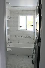 Regrouting Floor Tiles Youtube by Best 25 Grout Repair Ideas On Pinterest Diy Grout Removal