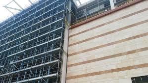 100 Travertine Facade WALLS FLOORS Danta Marmor