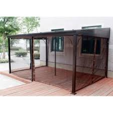 Patio Mate 10 Panel Screen Enclosure by Patio Mate Screened Enclosure Cheap Way To Have A Screened In