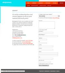 Example of Useful Contact Us Pages Awesome resource site for web
