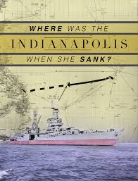 Sinking Ship Indianapolis Facebook by Where Was The Indianapolis When She Sank