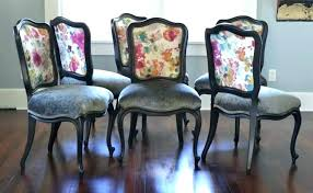 Round Back Chair Covers World Market Dining Architecture Brown Floral