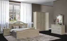 schlafzimmer komplett barock panormi 4 teilig beige
