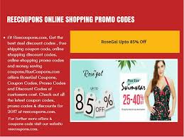 PPT - Reecoupons |online Shopping Promo Codes PowerPoint ... Fifa 18 Coupon Code Origin Eertainment Book Enterprise Get 80 Off Clearance Sale With Free Shipping Ppt Reecoupons Online Shopping Promo Codes Werpoint Rosegal Store On Twitter New Collection Curvy Girl 16 Music Of The Wind 2017 Clim 43 Discounts Omio Flights Coupon Promo Today Sthub Discount Code Cashback January 20 Myro Deodorant Codes Deals Promos Online Offers Denim Love Use Codergtw Get Plus Size Halloween Vintage Pin Up Dress